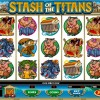 Stash Of The Titans Slots Of Vegas