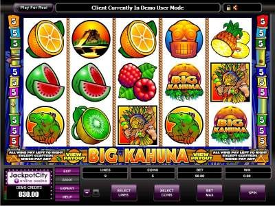 Tropical Holiday Online Slot Review - Big Jackpots Online