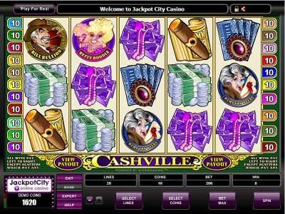 Cashville Gamesgames