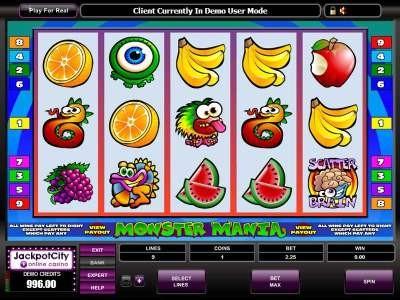 Casino Spiele Monster Mania