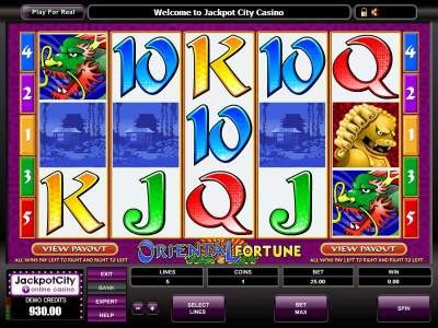 Free Slots Oriental Fortune