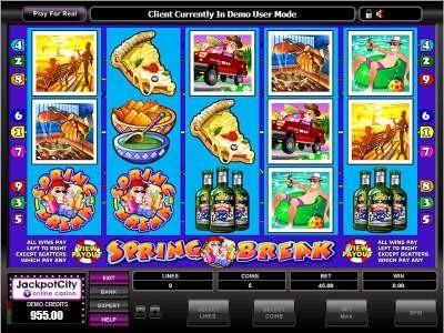 Spring Break Slot Machine Online ᐈ Microgaming™ Casino Slots