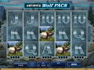 Untamed Wolf Pack Slots